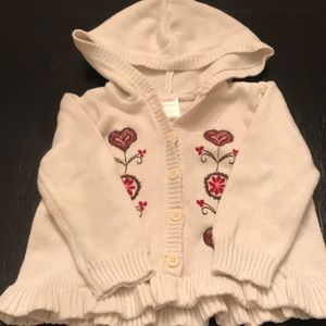 Baby girl Sweater Gymboree